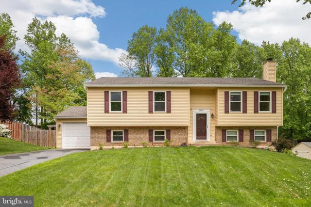 24501 Fossen Road, DAMASCUS, MD 20872 (#MDMC657266) :: ExecuHome Realty