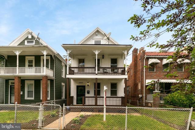 3307 Martin Luther King Jr Avenue SE, WASHINGTON, DC 20032 (#DCDC425854) :: The Kenita Tang Team