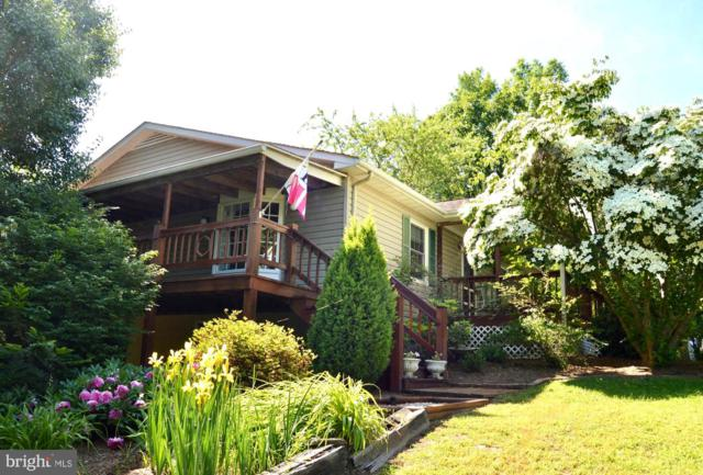 196 Troy Road, LOUISA, VA 23093 (#VALA119070) :: Corner House Realty