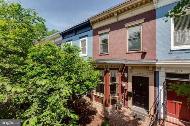 1415 Columbia Street NW, WASHINGTON, DC 20001 (#DCDC425868) :: Crossman & Co. Real Estate
