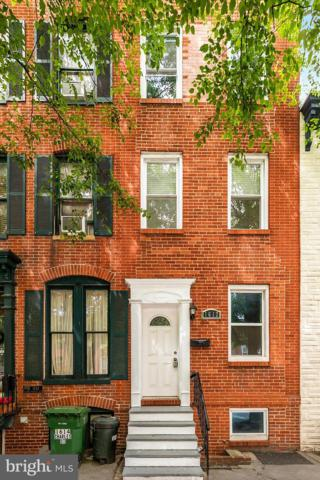 1612 S Charles Street, BALTIMORE, MD 21230 (#MDBA467598) :: ExecuHome Realty