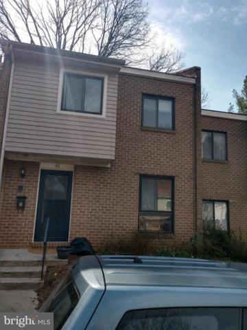 49 Gentry Court, ANNAPOLIS, MD 21403 (#MDAA399016) :: Blue Key Real Estate Sales Team