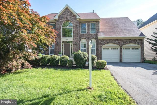 400 Midsummer Drive, GAITHERSBURG, MD 20878 (#MDMC657456) :: ExecuHome Realty