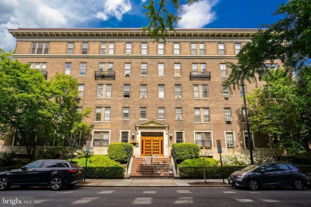 2227 20TH Street NW #107, WASHINGTON, DC 20009 (#DCDC426012) :: Crossman & Co. Real Estate