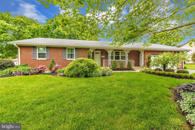 7103 Autumn Leaf Lane, FREDERICK, MD 21702 (#MDFR245982) :: RE/MAX Plus