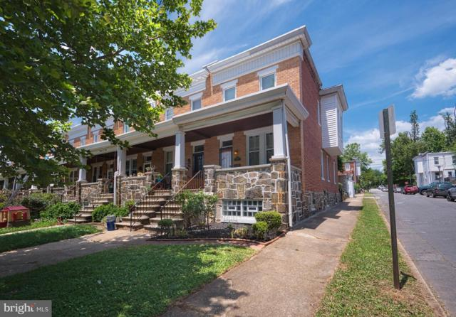 1300 W 40TH Street, BALTIMORE, MD 21211 (#MDBA467704) :: Blue Key Real Estate Sales Team