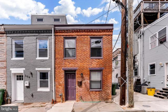 302 S Duncan Street, BALTIMORE, MD 21231 (#MDBA467738) :: Advance Realty Bel Air, Inc