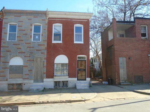 1901 E Lanvale Street, BALTIMORE, MD 21213 (#MDBA467750) :: Advance Realty Bel Air, Inc