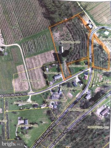 Lot 3 Clines Church Road, ASPERS, PA 17304 (#PAAD106764) :: Liz Hamberger Real Estate Team of KW Keystone Realty