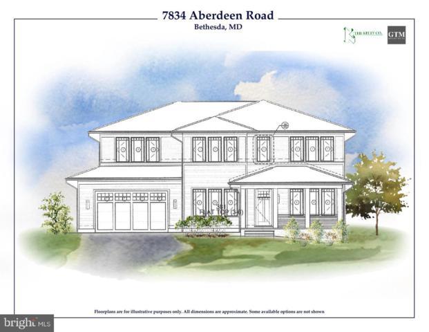 7834 Aberdeen Road, BETHESDA, MD 20814 (#MDMC657570) :: The Redux Group