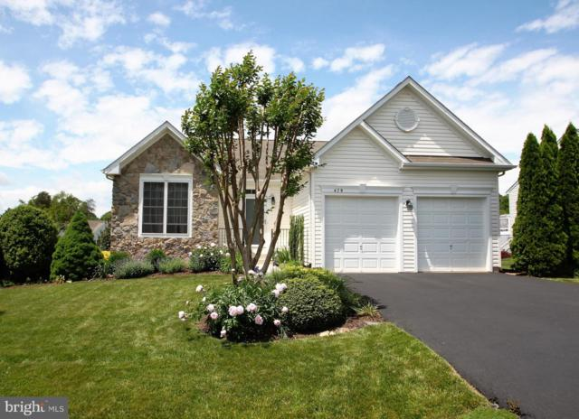 479 Kearns Drive, CULPEPER, VA 22701 (#VACU138328) :: The Miller Team