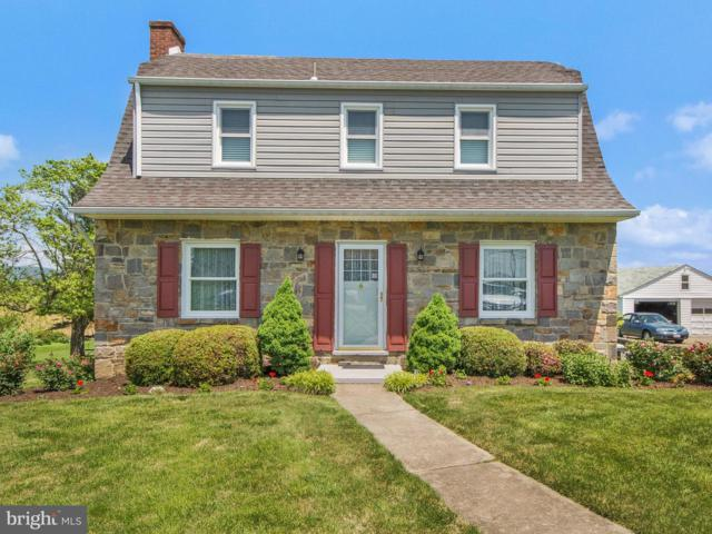 1226 Rosemont Drive, KNOXVILLE, MD 21758 (#MDFR246012) :: Eng Garcia Grant & Co.