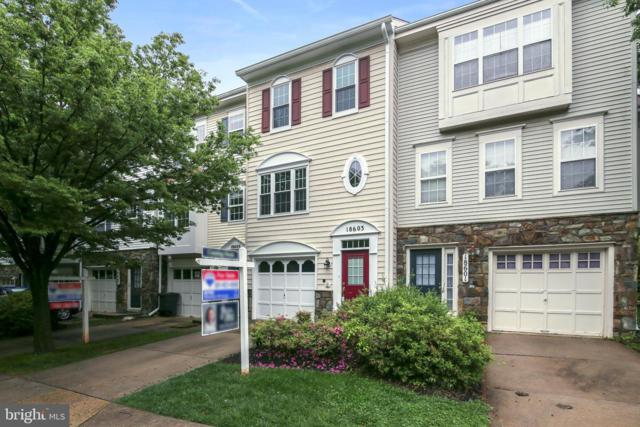 18603 Village Fountain Drive, GERMANTOWN, MD 20874 (#MDMC657660) :: ExecuHome Realty