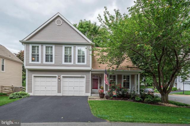 407 Foxridge Drive SW, LEESBURG, VA 20175 (#VALO383430) :: The Kenita Tang Team