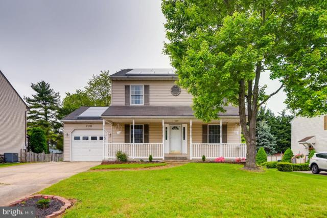 706 E Farrow Court, BEL AIR, MD 21014 (#MDHR232796) :: ExecuHome Realty