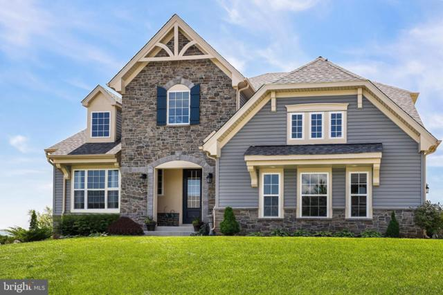 1007 Hunters Knoll, MYERSVILLE, MD 21773 (#MDFR246046) :: The Licata Group/Keller Williams Realty