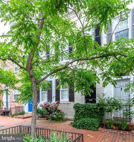 1345 28TH Street NW, WASHINGTON, DC 20007 (#DCDC426240) :: Crossman & Co. Real Estate