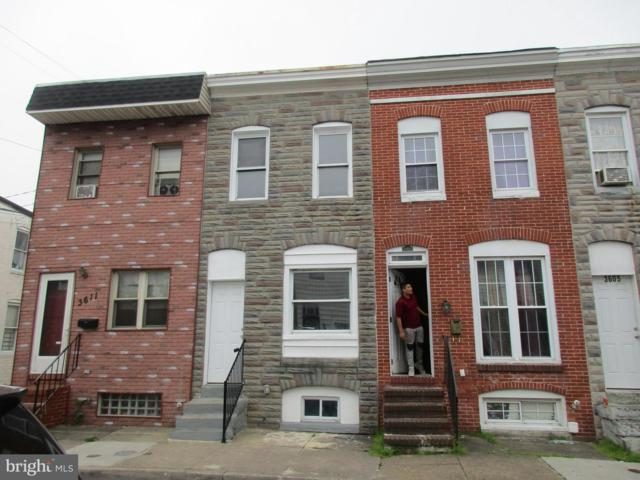 3609 Mount Pleasant Avenue, BALTIMORE, MD 21224 (#MDBA467914) :: Advance Realty Bel Air, Inc