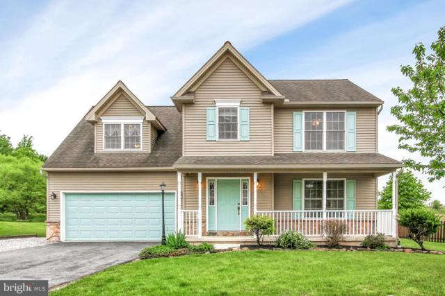 3260 Walker Avenue, DOVER, PA 17315 (#PAYK116338) :: The Heather Neidlinger Team With Berkshire Hathaway HomeServices Homesale Realty
