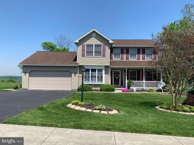 190 Abbey Drive, MOUNT WOLF, PA 17347 (#PAYK116354) :: ExecuHome Realty