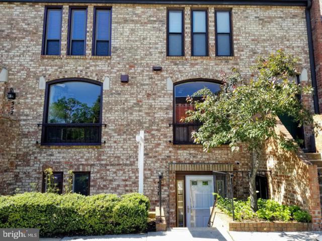 550 Brummel Court NW #550, WASHINGTON, DC 20012 (#DCDC426284) :: The Kenita Tang Team