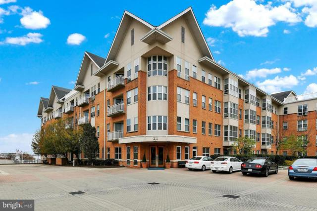 23 Pierside Drive #309, BALTIMORE, MD 21230 (#MDBA467968) :: ExecuHome Realty