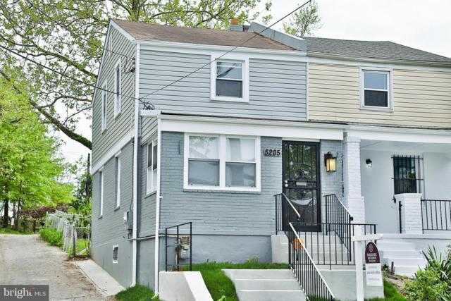 5205 Just Street NE, WASHINGTON, DC 20019 (#DCDC426320) :: John Smith Real Estate Group