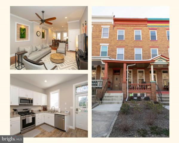 2611 N Calvert Street, BALTIMORE, MD 21218 (#MDBA468068) :: Radiant Home Group