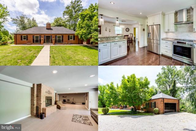 9301 Rosaryville Road, UPPER MARLBORO, MD 20772 (#MDPG527872) :: ExecuHome Realty