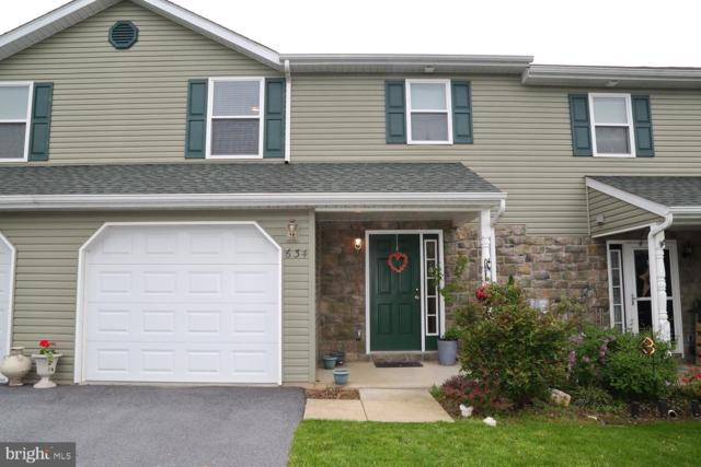 634 Sunflower Street, NEW HOLLAND, PA 17557 (#PALA132366) :: Younger Realty Group