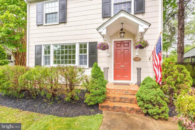 11 N Southwood Avenue, ANNAPOLIS, MD 21401 (#MDAA399416) :: ExecuHome Realty