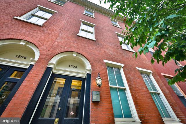 1508 Mount Vernon Street 2F, PHILADELPHIA, PA 19130 (#PAPH796014) :: Shamrock Realty Group, Inc