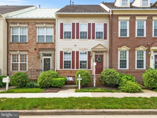 94 Golden Ash Way, GAITHERSBURG, MD 20878 (#MDMC658072) :: ExecuHome Realty