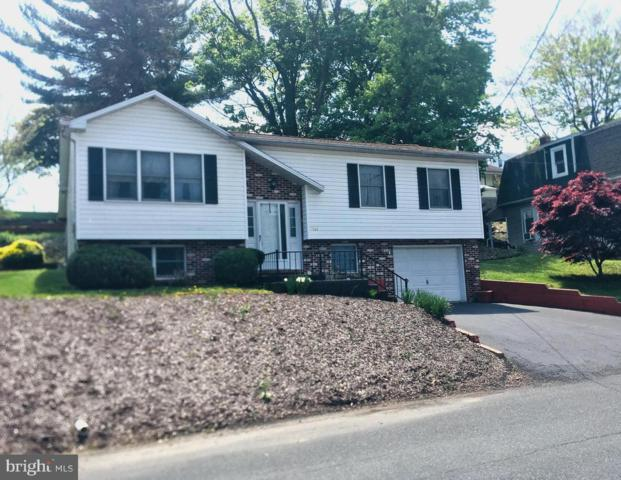 1805 2ND Avenue, POTTSVILLE, PA 17901 (#PASK125716) :: The Heather Neidlinger Team With Berkshire Hathaway HomeServices Homesale Realty