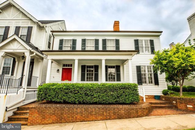 507 Hanover Street, FREDERICKSBURG, VA 22401 (#VAFB115020) :: The Licata Group/Keller Williams Realty