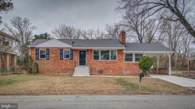 6007 Cable Avenue, SUITLAND, MD 20746 (#MDPG528040) :: LoCoMusings