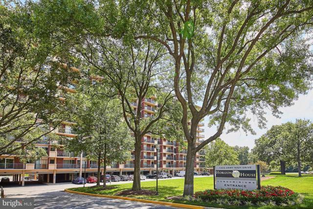 1300 Army Navy Drive #307, ARLINGTON, VA 22202 (#VAAR149208) :: Jennifer Mack Properties