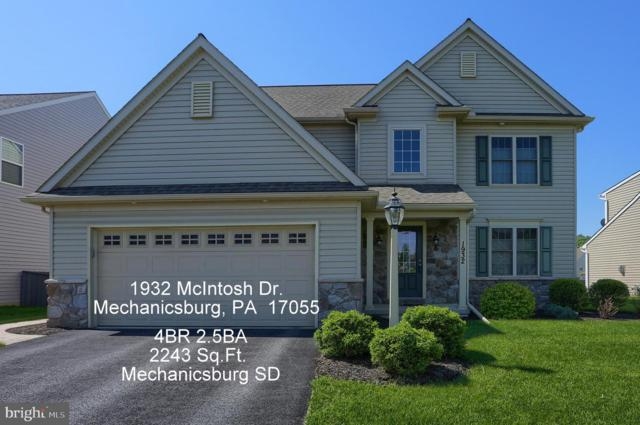 1932 Mcintosh Drive, MECHANICSBURG, PA 17055 (#PACB113112) :: ExecuHome Realty