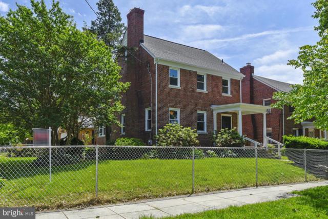 7141 8TH Street NW, WASHINGTON, DC 20012 (#DCDC426666) :: Advance Realty Bel Air, Inc