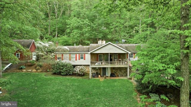 110 Sawmill Lane, ORWIGSBURG, PA 17961 (#PASK125724) :: The Heather Neidlinger Team With Berkshire Hathaway HomeServices Homesale Realty