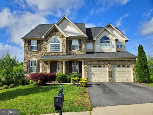 134 Coachman Circle, STAFFORD, VA 22554 (#VAST210628) :: RE/MAX Plus