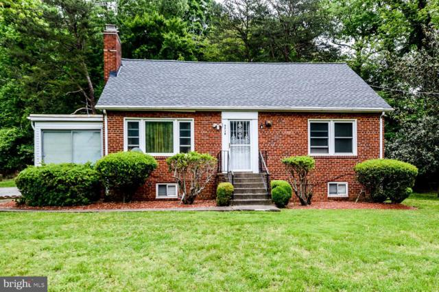 5718 Livingston Road, OXON HILL, MD 20745 (#MDPG528082) :: ExecuHome Realty