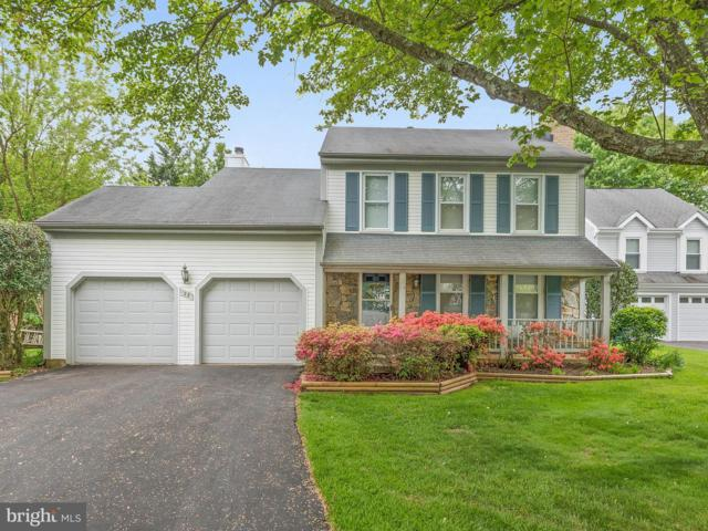 22 Parson Grove Court, OLNEY, MD 20832 (#MDMC658308) :: The Miller Team