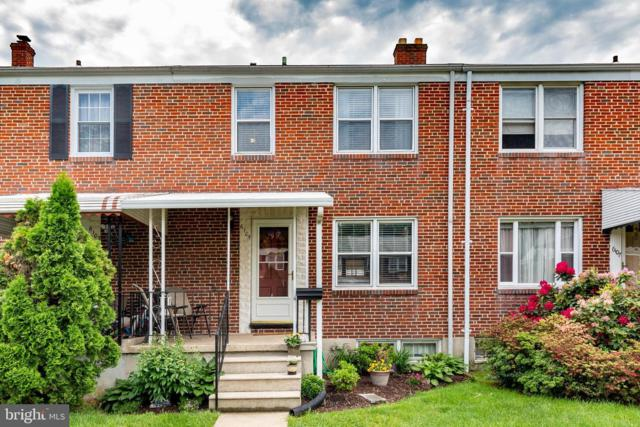 6105 Mount Ridge Road, BALTIMORE, MD 21228 (#MDBC457642) :: ExecuHome Realty