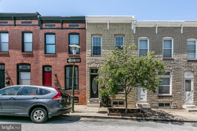 520 S Bouldin Street, BALTIMORE, MD 21224 (#MDBA468338) :: The Dailey Group