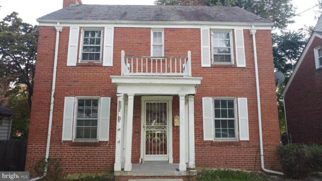 804 Quackenbos Street NW, WASHINGTON, DC 20011 (#DCDC426694) :: Advance Realty Bel Air, Inc