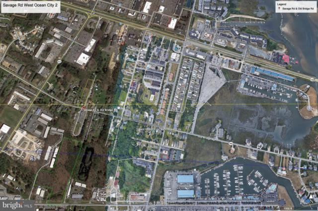 9805 Savage Road, OCEAN CITY, MD 21842 (#MDWO106188) :: The Windrow Group