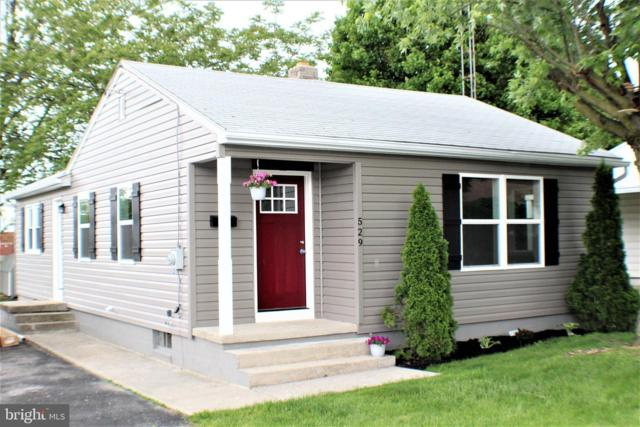 529 Moul Avenue, HANOVER, PA 17331 (#PAYK116584) :: The Heather Neidlinger Team With Berkshire Hathaway HomeServices Homesale Realty