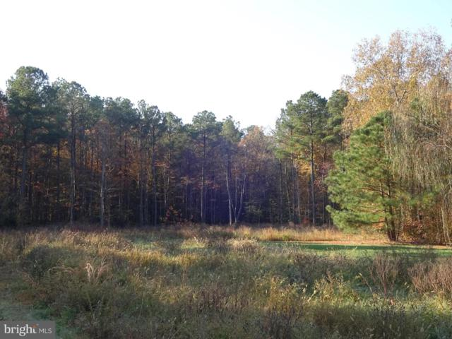 Lot 7 & 8 Brannocks  Canvasback Drive, CAMBRIDGE, MD 21613 (#MDDO123578) :: AJ Team Realty