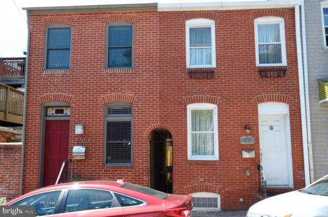 248 S Castle Street, BALTIMORE, MD 21231 (#MDBA468414) :: Radiant Home Group